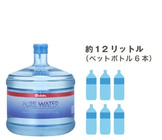 12リットルボトル